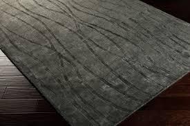 square area rug grey