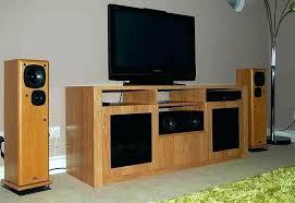 custom tv stands. Custom Tv Stand Stands Oak Av Cabinet By Ideas . 4