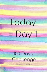 100 Days Weight Loss Journal Challenge For Beginners Action
