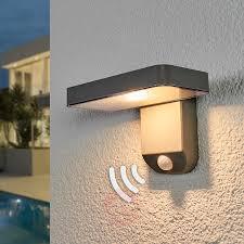 Sensorbestuurde Led Lamp Zonne Energie Maik Wm Lampen24nl