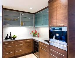 frosted glass kitchen cabinets most modish frosted glass kitchen cabinet doors brown plywood granite counter top