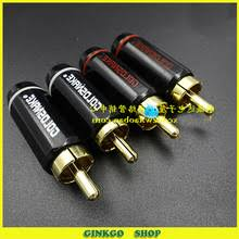 rca connector wiring online shopping the world largest rca 10pcs lot high quality for gold snake rca audio plug gold plated signal cable terminal