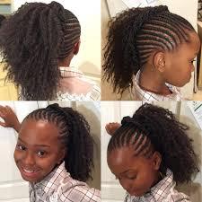 Little Girl Hair Style crochet braids cornrows french braids little girl hair black 3453 by wearticles.com
