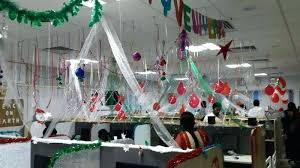 christmas office themes. Christmas Theme Office Decorating Ideas Bay Decoration Themes For Home Design Styles 2017 . E