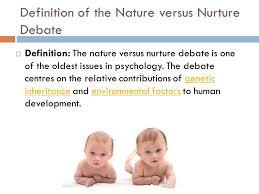 nature vs nurture debate essay nature vs nurture essay outline custom paper academic service philosophy on life essay consumer behavior essay
