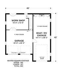 rv garage door sizes boat garage 1 bedroom and baths the house designers garage door standard rv garage door sizes