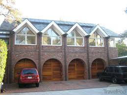 Four Car Garage Two Cars One Auto Bay Woodshop Bay4 With House Four Car Garage House Plans