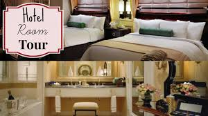 The Venetian Bella Suite Hotel Room Tour Las Vegas NV YouTube - Venetian two bedroom suite