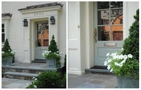 Front Doors Appealing Blue Grey Front Door Blue Grey Front Door - Farrow and ball exterior colours