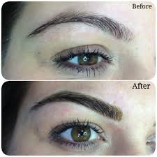 Image result for Eyebrows Microblading