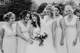 bride bridesmaids es marquee wedding photo studio rouge photography