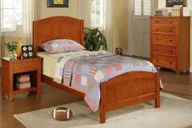 stylish bedroom furniture sets. Image Of: Cherry Stylish Twin Bed Furniture Sets Bedroom
