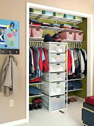 best way to organize your closet s pln organizing a small closet with sliding doors