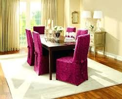 dining chair covers short image of dining room chair covers at bed bath and beyond dining