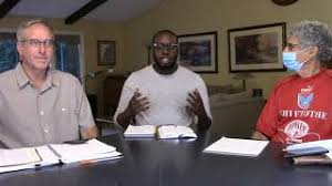 """The Worcester Church 2020-08-05 """"Values of Deep Friendships"""" with Ida Benson-Jaja,  Tom and Chris. - YouTube"""