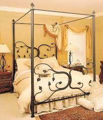 Install Queen Size Canopy Bed  Modern Wall Sconces And Bed IdeasCheap Canopy Bed Frames