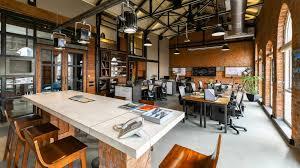 office studio design. A View Of The Loft, Studio PKA Office In Fort, Mumbai | Photo: Studio Design