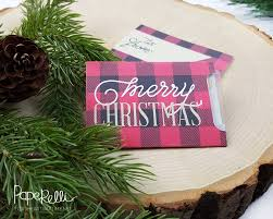 gift card printable i heart nap time plaid christmas gift card printable perfect for holiday gift giving