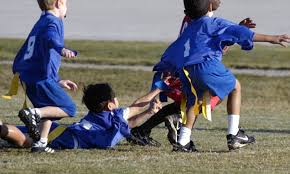 flag football is more dangerous to children than tackle daily mail