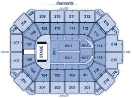 Allstate Arena Rosemont Il Seating Chart Allstate Arena Seating Chart