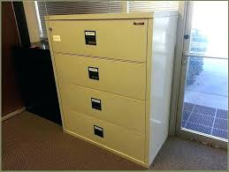 file cabinet smoker fireproof lateral 4 drawers s filing build a flat storage c build a file cabinet