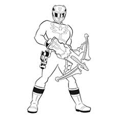 Green Power Ranger Drawing At Getdrawingscom Free For Personal