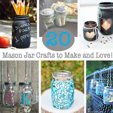 Decorative Things To Put In Glass Jars What To Put In Mason Jars For Decoration Easy Craft Ideas 85