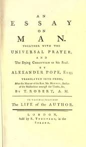 alexander pope poems