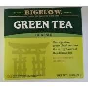 bigelow green tea clic nutrition grade a