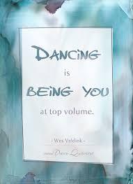 Short Dance Quotes