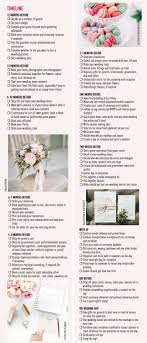 bridal checklist what now your 12 month wedding planning checklist and timeline