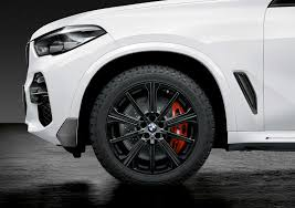 Light Rims Bmw The New Bmw X5 With M Performance Parts 20 M Light Alloy