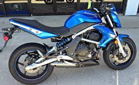 kawasaki er6n motorcycles