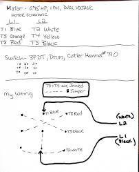 3 phase motor wiring diagram 9 leads 6 lead single phase motor Single Phase Motor Schematic at 6 Lead Single Phase Motor Wiring Diagram