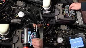 2004 Chevy Tahoe fuel pressure test *FLEX FUEL 5.3 ENGINE (VIN Z ...