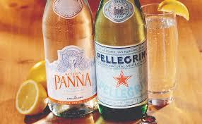 italian bottled waters