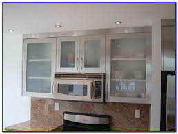 Kitchen Cabinet Inserts Convert Kitchen Cabinet Doors Glass Inserts Cabinet Home