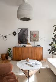 Such A Unique Space...and That Coffee Table!