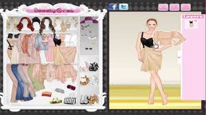 Naked dress up girl games