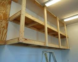 hanging garage shelves with chains shelf plans medium size of shelf plans hanging garage shelves with