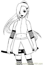 Small Picture Naruto Coloring Pages 008 Coloring Page Free Sakura Coloring