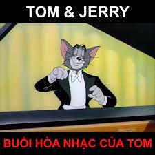 Cartoon Gallery - Tom & Jerry   Buổi hòa nhạc tuyệt vời của TOM