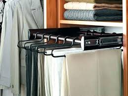 appealing custom closet organizer organization closets pants for rack