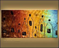 abstract paintings wine paintings wine abstract art vin art pinturas de vino