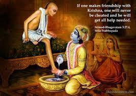 Friendship Spiritual Quotes By ISKCON Desire Tree Custom Spiritual Friendship Sayings