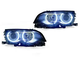 depo 02 06 e46 m3 coupe 2d uhp led angel halo projector headlight store categories