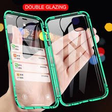Best value 360 <b>Magnetic</b> Adsorption <b>Case</b> for <b>Iphone</b> – Great deals ...