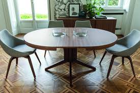 second hand round dining table