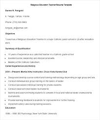 Example Of Teacher Resume Amazing Art Teacher Resume Summary Sample For Teacher Resume Teaching