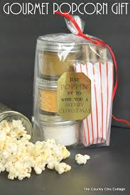 gourmet popcorn gift add your seasoning mi to mason jars for a great handmade